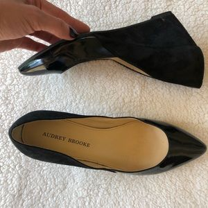 Audrey Brooke Shoes - AUDREY BROOKE Wedge Heel